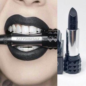 New Boxed Kat Von D Studded Kiss Lipstick Slayer